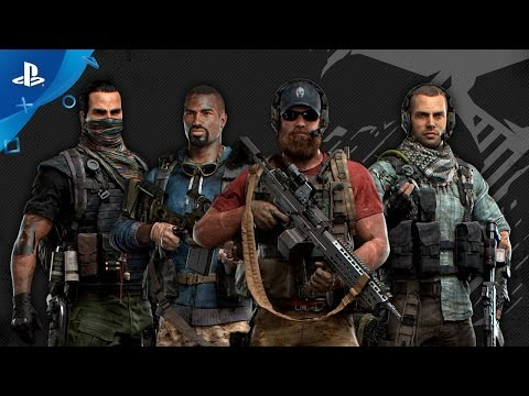 Tom Clancy's Ghost Recon Wildlands - Gameplay Launch Trailer   PS4