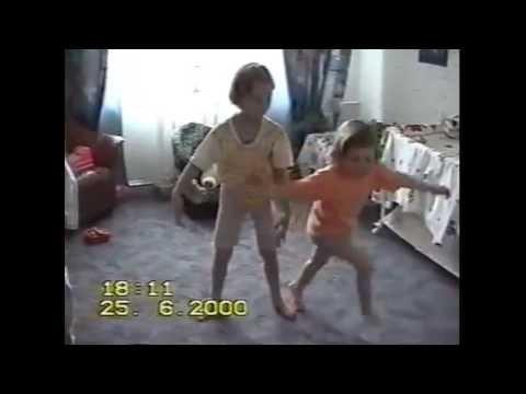 Нарва 25.06.2000, домашнее видео