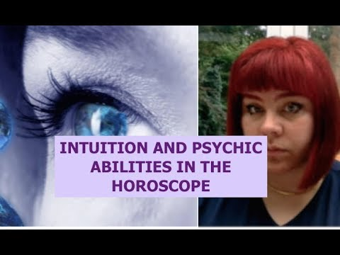 INTUITION AND PSYCHIC ABILITIES IN THE HOROSCOPE. ANCIENT BABYLONIAN ASTROLOGY