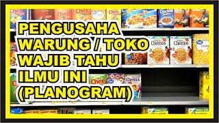 Cara Menata & Menyusun Barang di Toko (Sembako, Kelontong, Minimarket, Toko Bangunan, Toko Apapun)