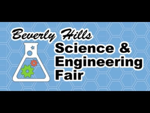 KBEV Special Report- Beverly Hills Science and Engineering Fair 2017