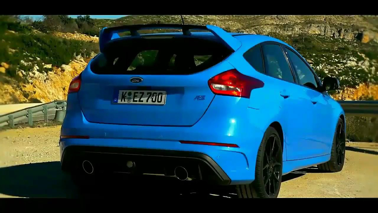 2017 Ford Focus Rs 0 60 Exhaust