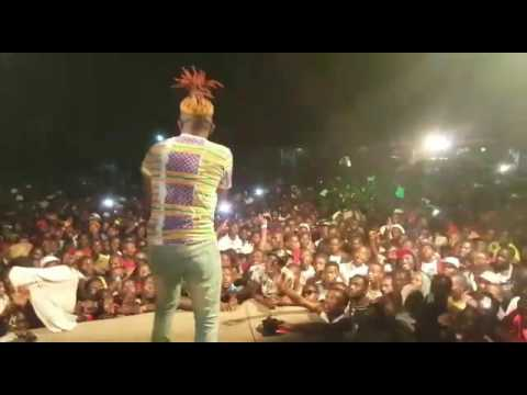 Seh calaz live perfomance(director of zimdance)(1)