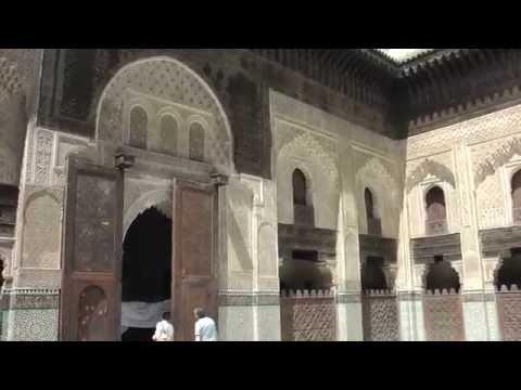 Medersa Bou Inania Fes, Morocco