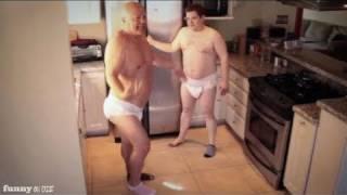 TWIN MEN HAVE A CONVERSATION -- official video