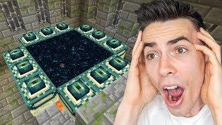 Dotarłem do ENDU w Minecraft!