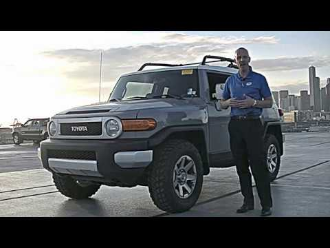 2017 Toyota Fj Cruiser Review Ing An Here S The Complete Story