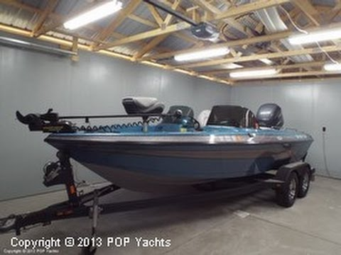 UNAVAILABLE Used 2011 Skeeter 1900 WX Deep V In Lockport