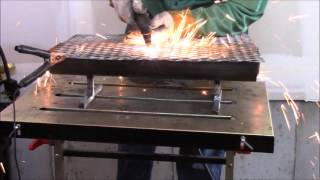 Weekend Welding Project: Hibachi Grill