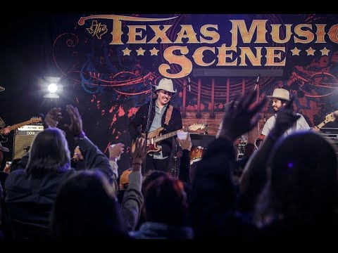 """Mike And The Moonpies """"Danger"""" LIVE On The Texas Music Scene"""