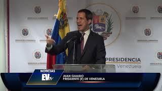 Presidente Guaidó reveló propuesta de la oposición en Barbados - Noticias EVTV 09/16/19