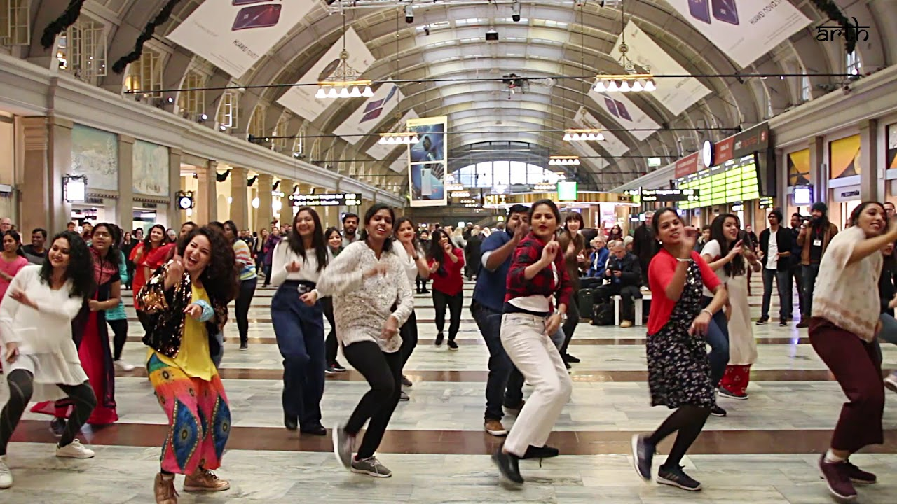 Download Bollywood Flashmob Stockholm 2019