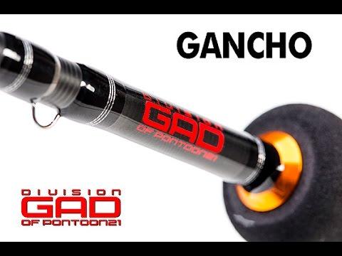 """""""GAD""""кие парни!!!Тест ультралайтового спиннинга pontoon21 GAD GANCHO 0.8-6гр.,183см."""