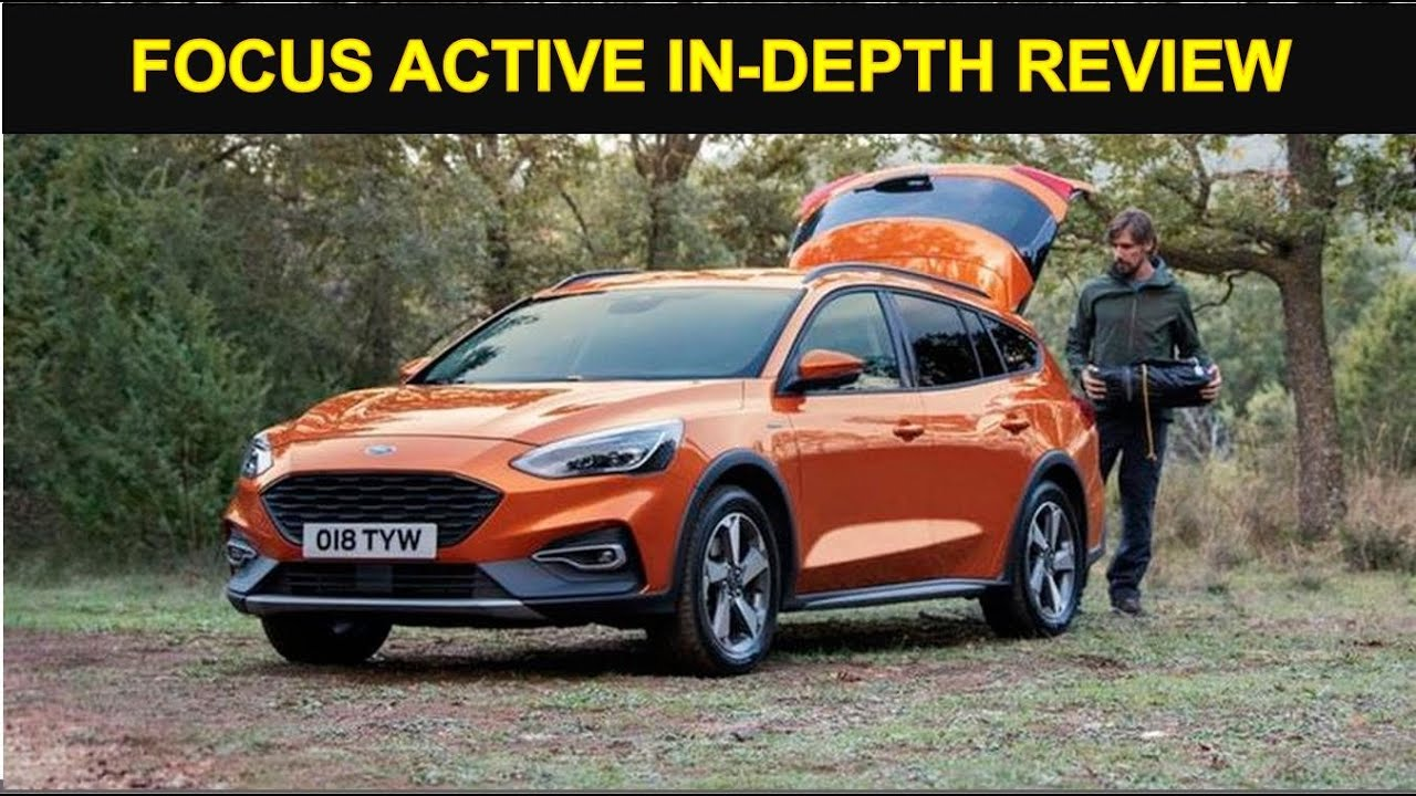 Ford Focus Active Review The New Crossover Any Good Youtube