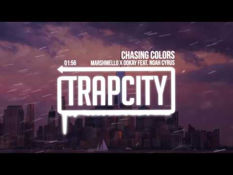 Marshmello x Ookay - Chasing Colors (feat. Noah Cyrus)