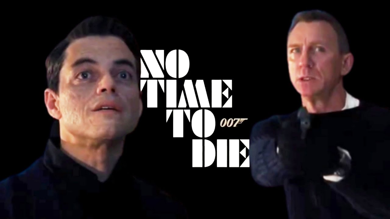 'No Time to Die' Featurette Introduces Rami Malek's Villainous ...