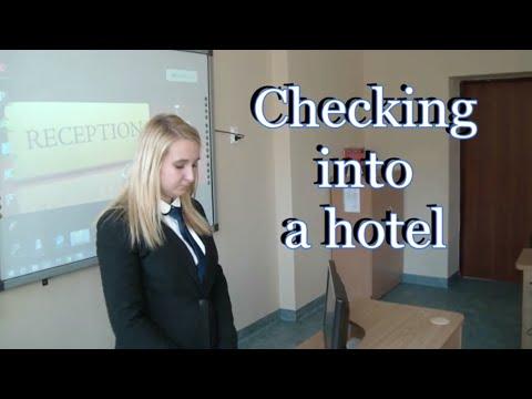 Odcinek 4. - Meldowanie Się W Hotelu