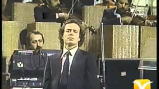 Julio Iglesias, Minueto, Festival de Viña 1981