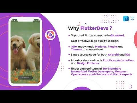 Flutter Social Media App