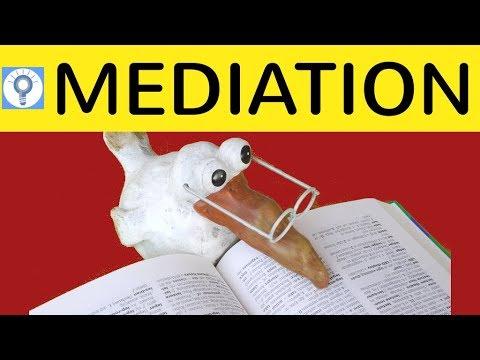 How To Write A Mediation Aufbau Vorgehensweise Bei Einer
