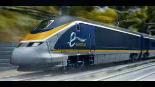 travelling by Eurostar
