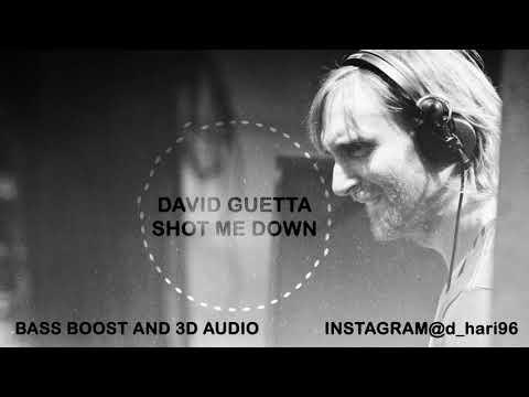 David guetta-shot me down(headphone only)