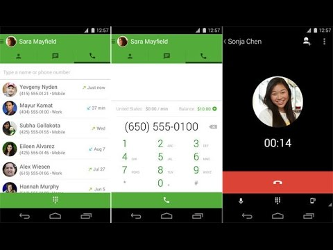 Make Free Voice Calls in Google Hangouts!