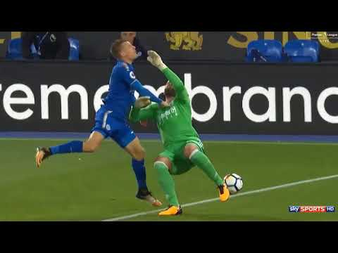 Leicester City vs West Bromwich Albion 1-1 Highlights & Goals - 16 October 2017