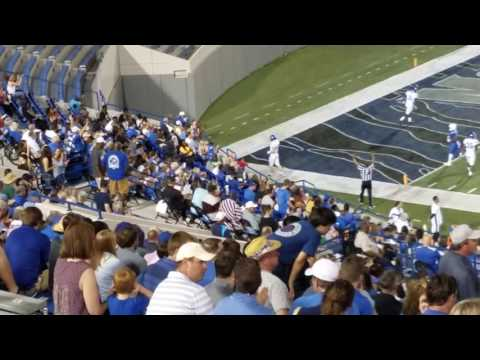 "Memphis Tigers Football ""Friday Night Stripes"" 2017 Video Highlights"