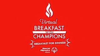 Breakfast with Champions | Virtual Program