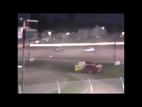 Eagle Raceway Sport Compact B Feature on 8-13-16