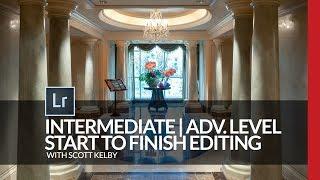 Lightroom Intermediate Level Start-To-Finish Image Editing