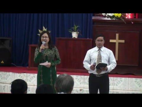 Truyền Giảng Kỷ Niệm Chúa Giê-xu Chịu Thương Khó & Phục Sinh 2016