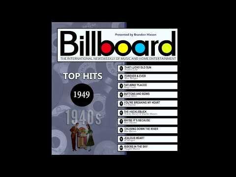 Billboard Top Hits - 1949