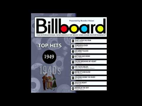 Billboard Top Hits - 1949