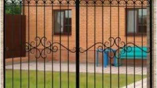 Изделия Техноковка: Кованые ворота