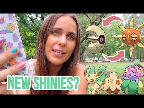 *NEW* GRASS EQUINOX EVENT in Pokémon GO