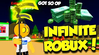 I'm Allowed To Spend INFINITE ROBUX In Reaper Simulator... How Far Can I Get? (Roblox)