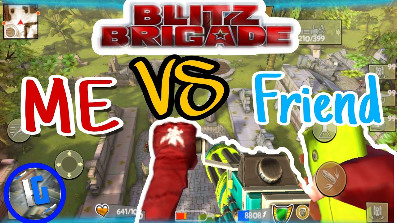 how to play with your friends on blitz brigade