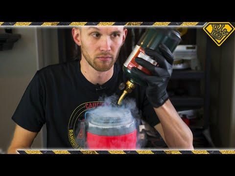 Can Liquid Propane Freeze Solid?