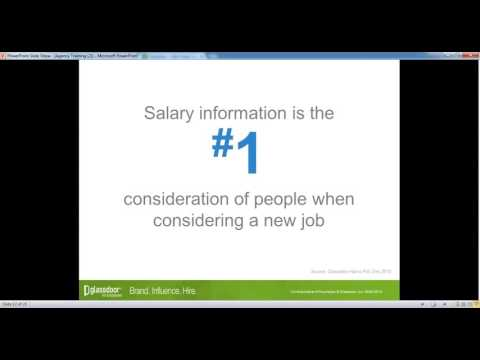 Agency Training: New Job Search Experience