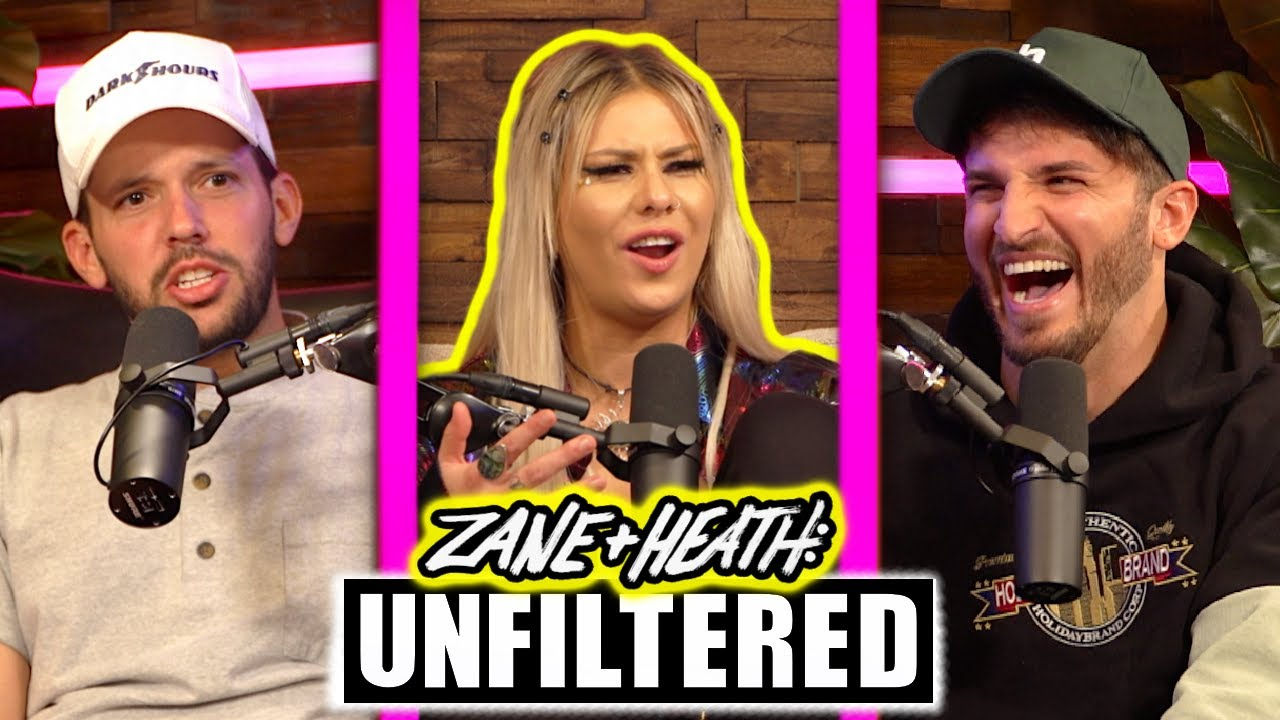 Sarah Baska's Obsessed With a TikTok Boy - UNFILTERED #63 - download from YouTube for free