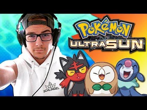 Pokémon Ultra Sonne / Ultra Sun [Nuzlocke] #1 Sephirons Rückkehr nach Alola!