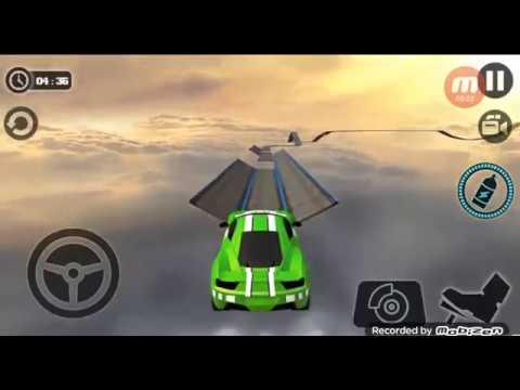 Yeşil araba oyunu