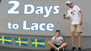 Edvin  Lukas  2 DAYS to LACE  Kendama  rebro Sweden