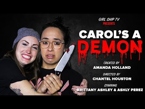 Carol's A Demon (Pilot)