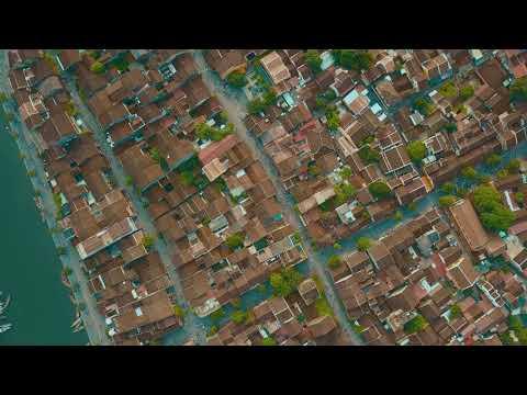 Hoi An aerial video  - 4k
