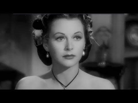 The Strange Woman 1946  Hedy Lamarr, George Sanders, Louis Hayward