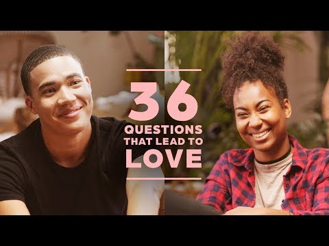 Can 2 Strangers Fall in Love with 36 Questions?