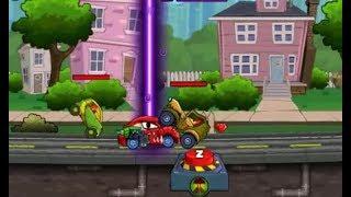 CAR EATS CAR-6 GAME LEVEL 6-7 WALKTHROUGH | CAR GAMES